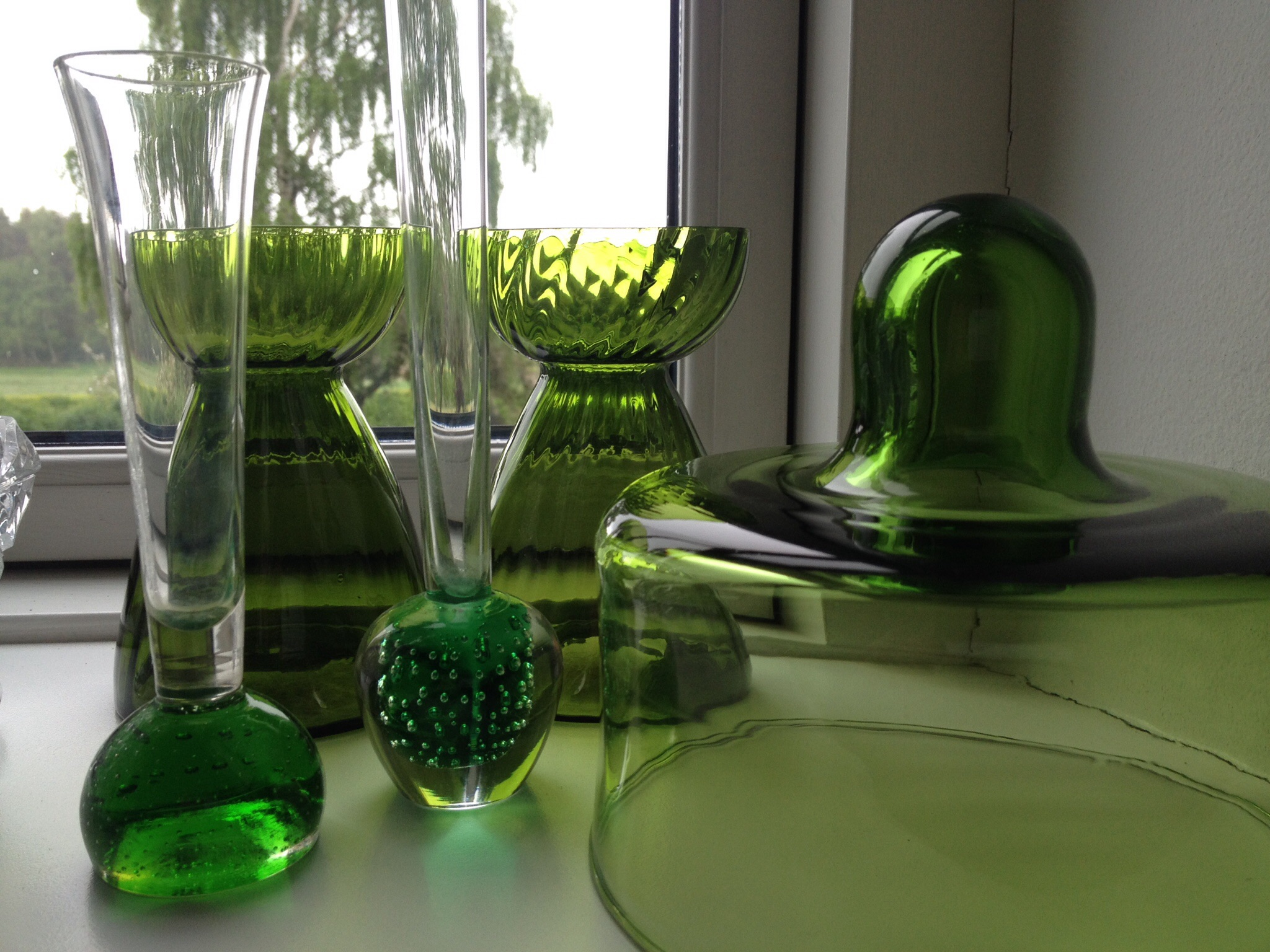 Smukt glas