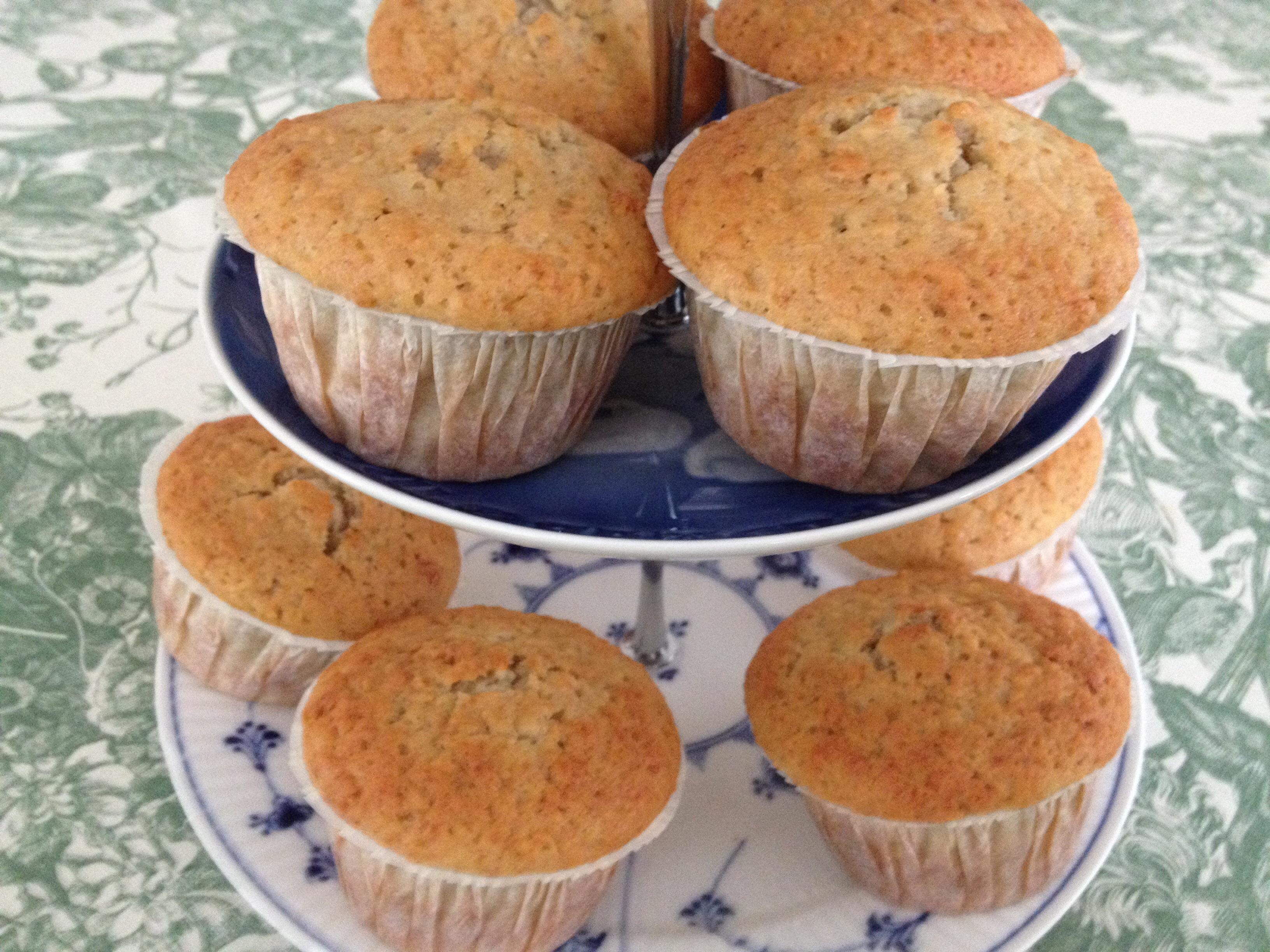 De skønneste muffins